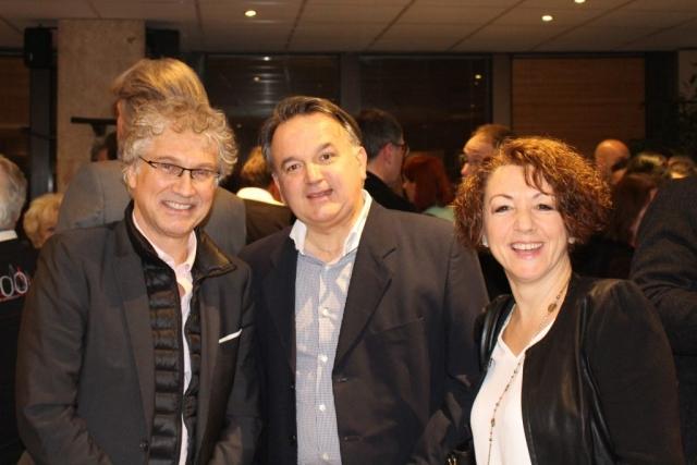 160217 Avec Guylaine Léori & Serge Pérathoner - Sacem Hommage Yvette Horner -065