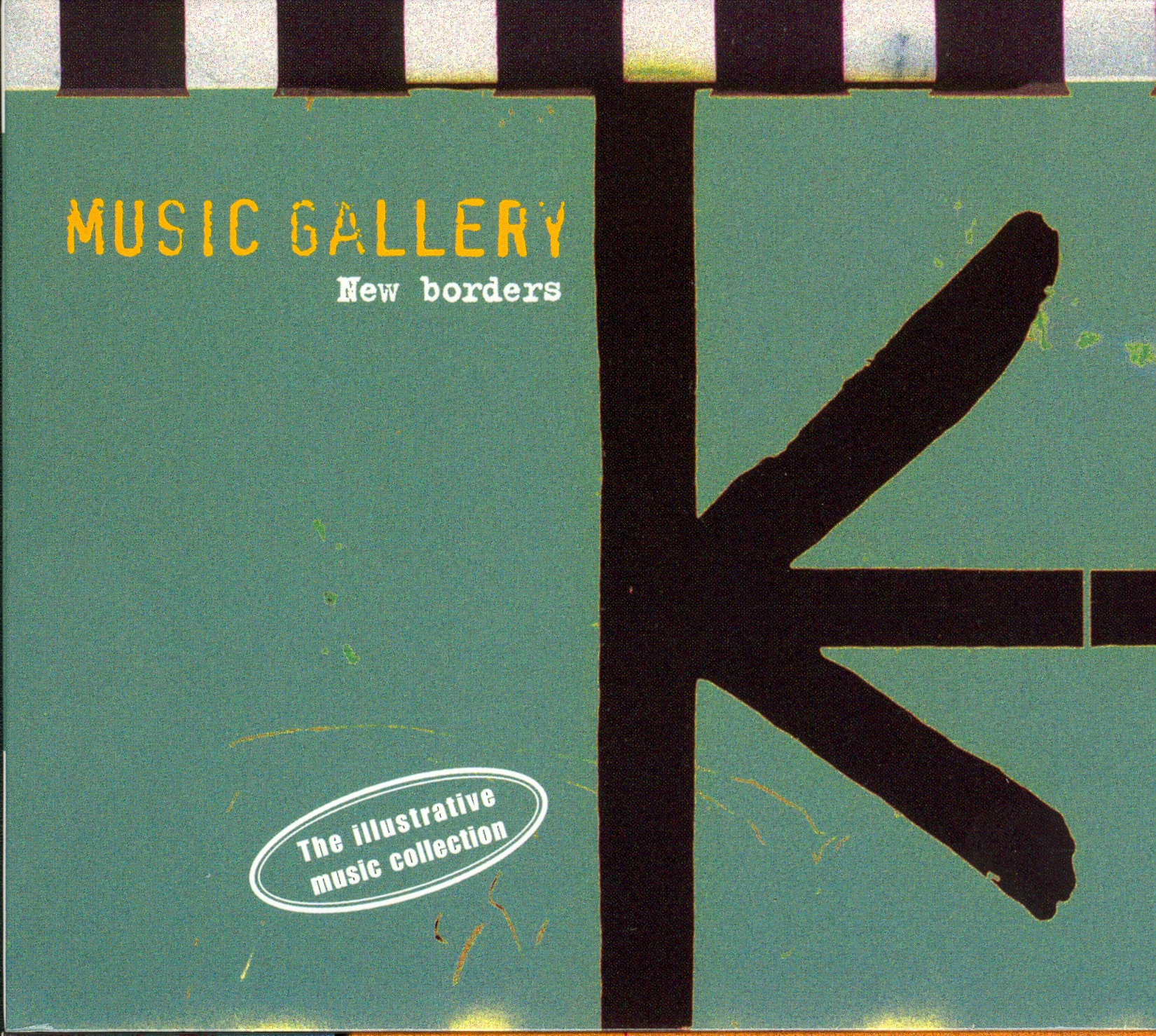 2000 Music Gallery - New borders - Composition, réalisation, claviers et bandonéon