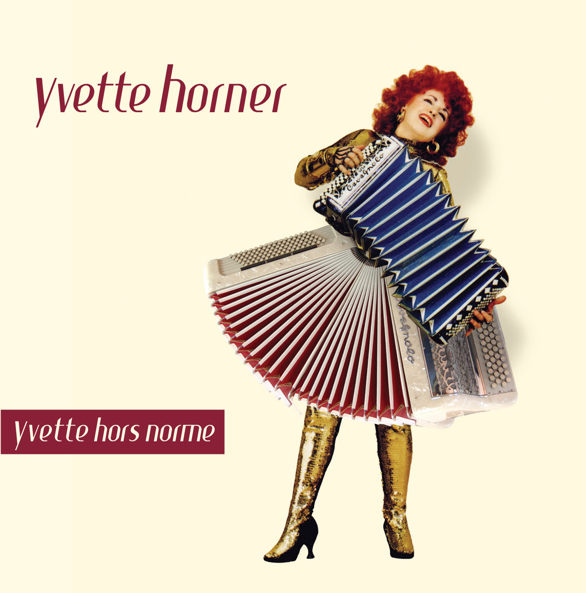 2012 Yvette Horner - Yvette Hors Norme - Single Remix by Maximus - Composition, production