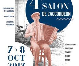 Bruga au salon de l'accordéon